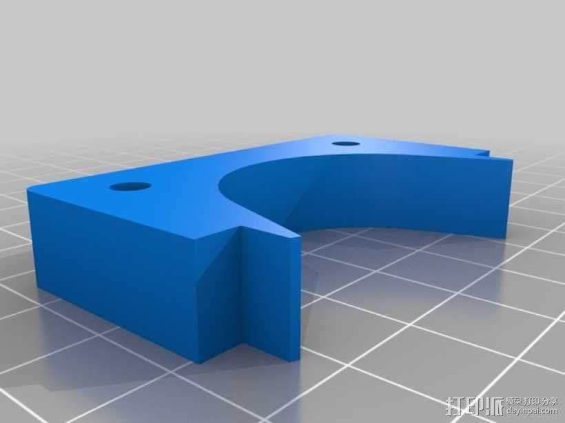 蠕动泵 3D模型  图3