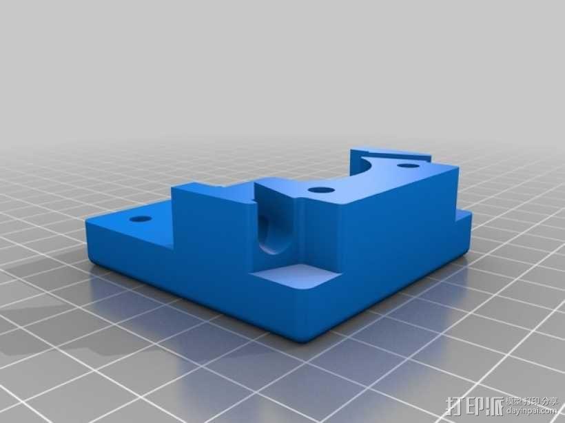 蠕动泵 3D模型  图6
