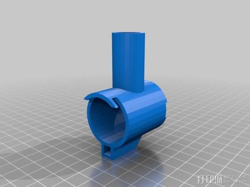 风力涡轮机 3D模型  图6