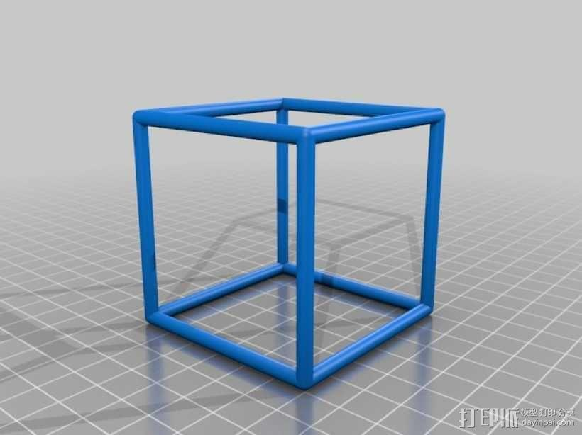 正多面体 3D模型  图7