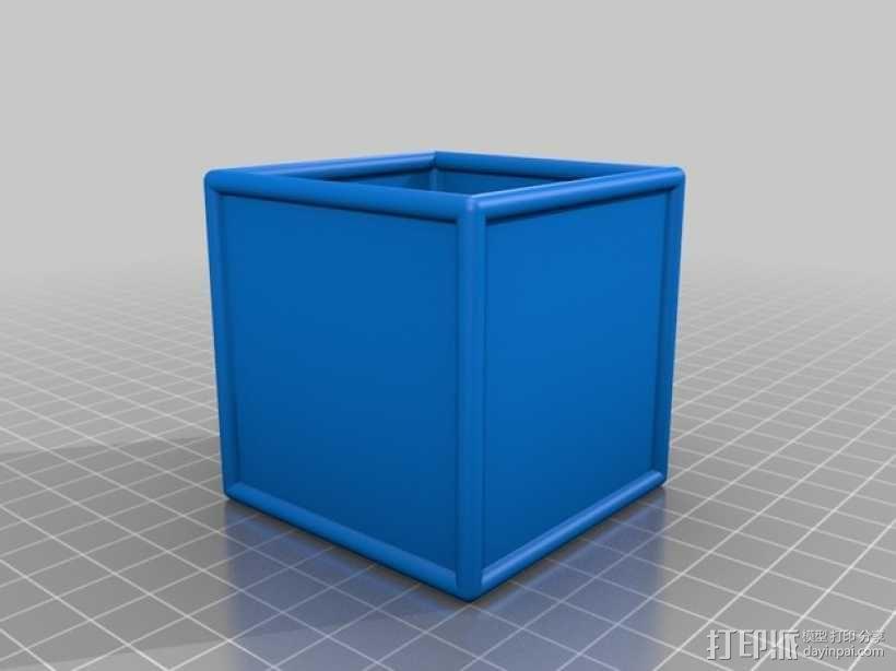 正多面体 3D模型  图10