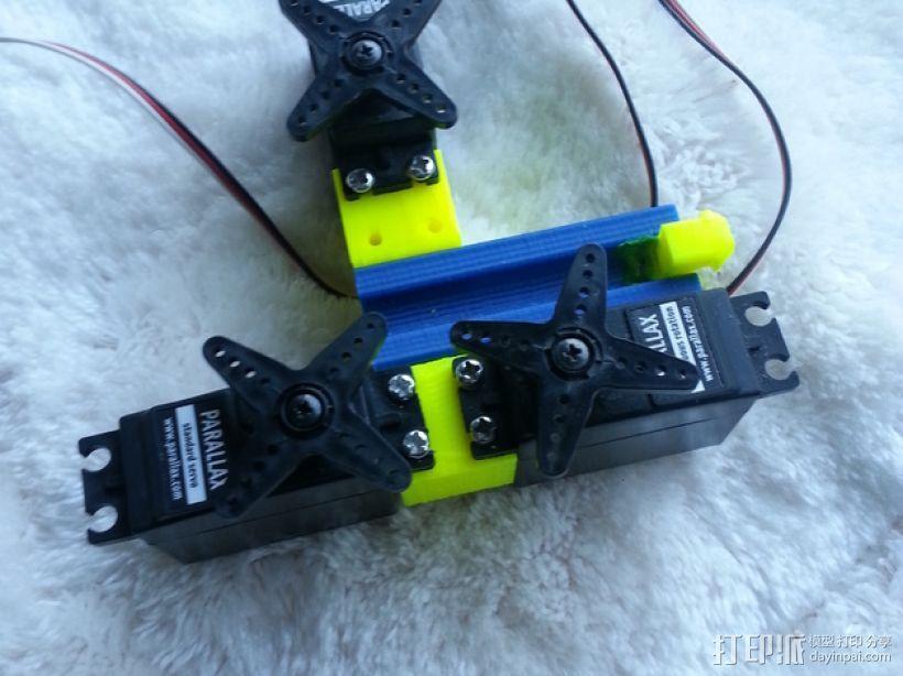 连接器 3D模型  图8