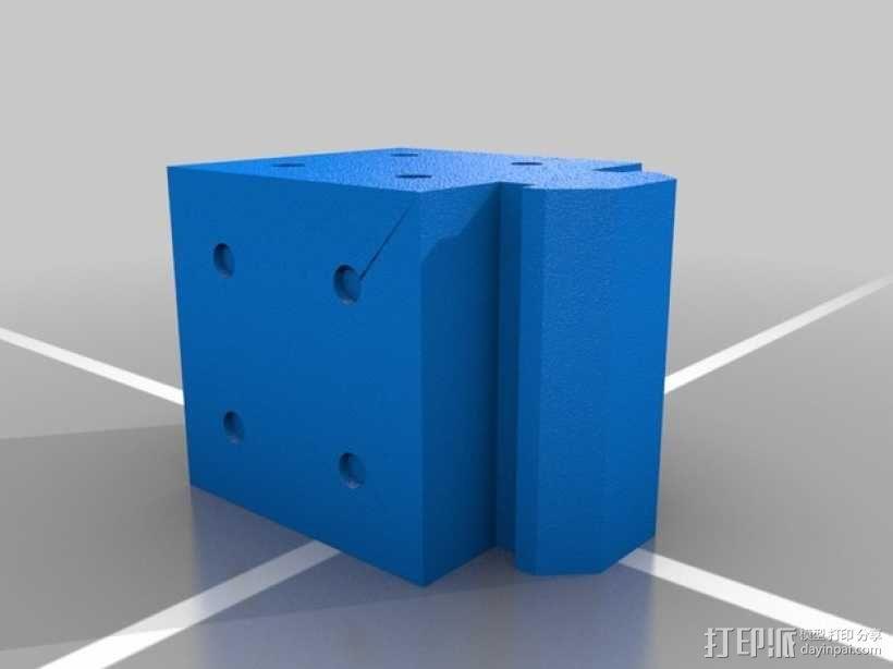 连接器 3D模型  图7