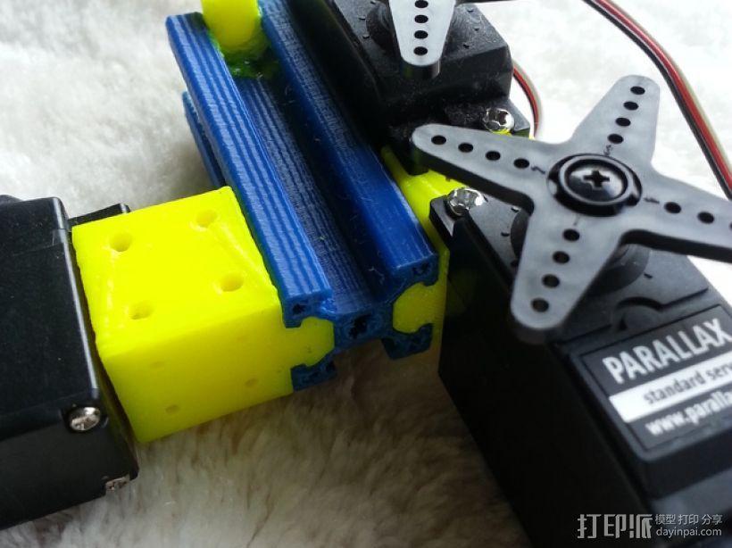 连接器 3D模型  图9