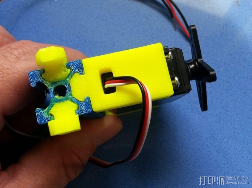 连接器 3D模型  图11