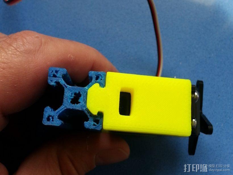 连接器 3D模型  图14