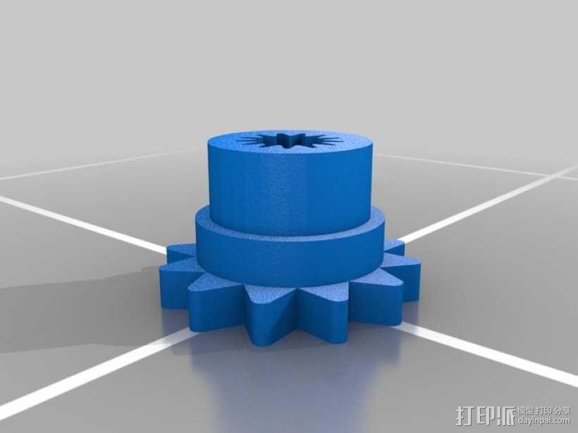 连接器 3D模型  图27