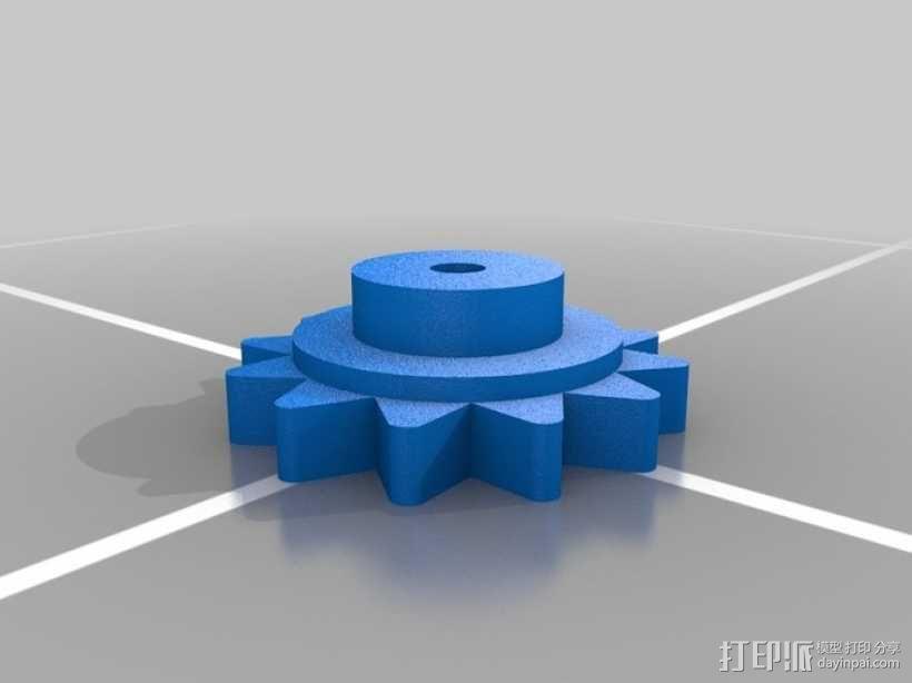 连接器 3D模型  图28