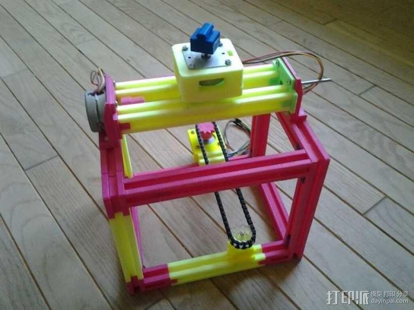 连接器 3D模型  图31