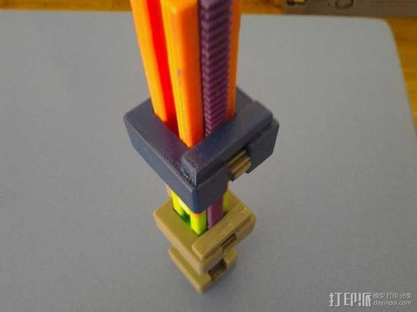 连接器 3D模型  图41