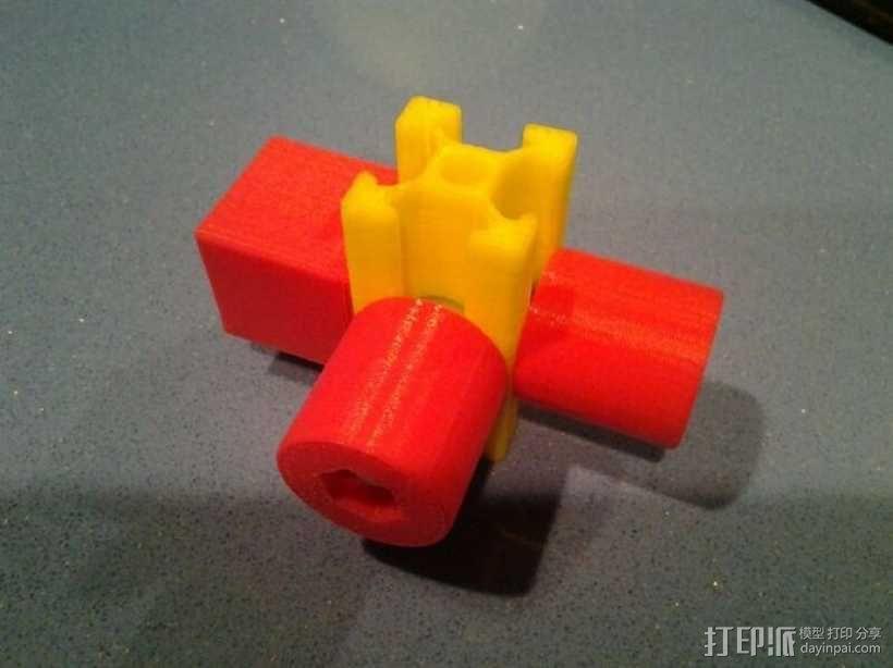 连接器 3D模型  图43