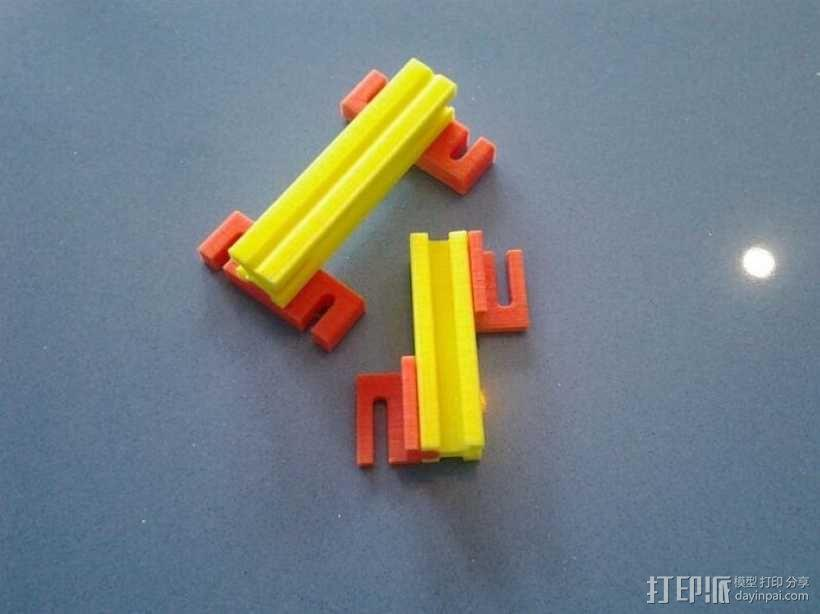 连接器 3D模型  图45