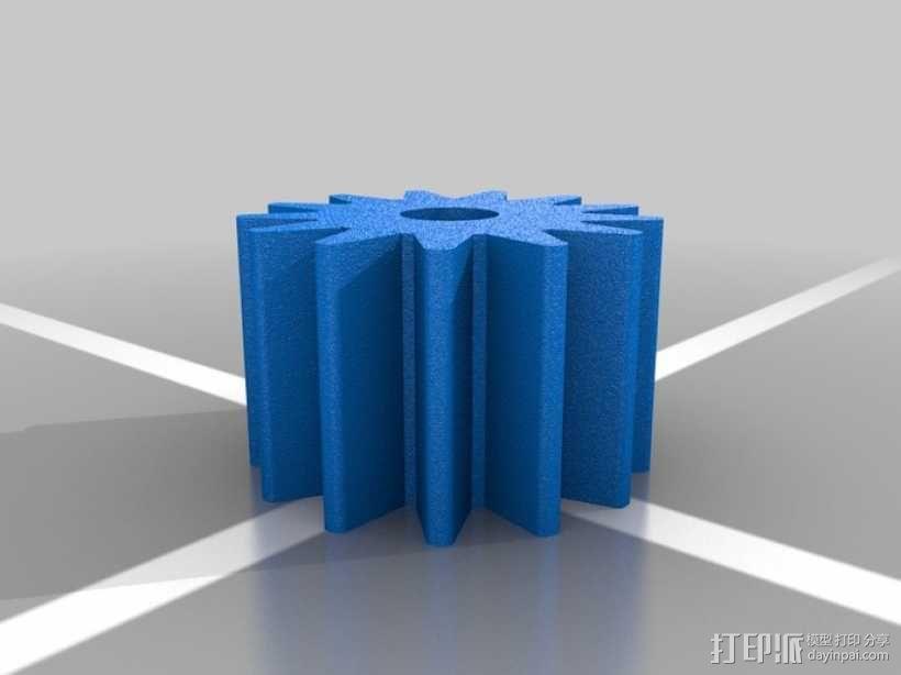 连接器 3D模型  图60