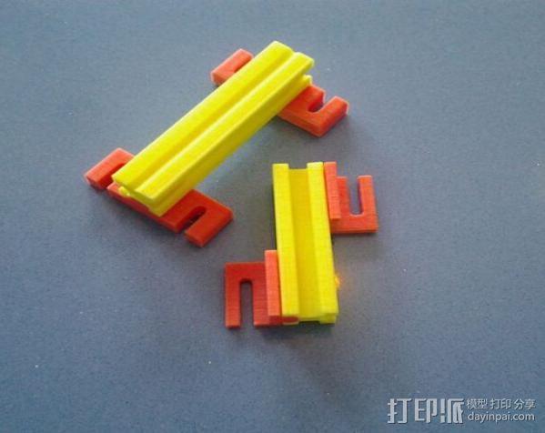 连接器 3D模型  图61