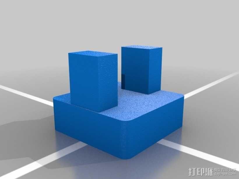 连接器 3D模型  图74