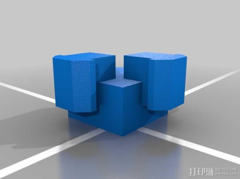 连接器 3D模型  图73