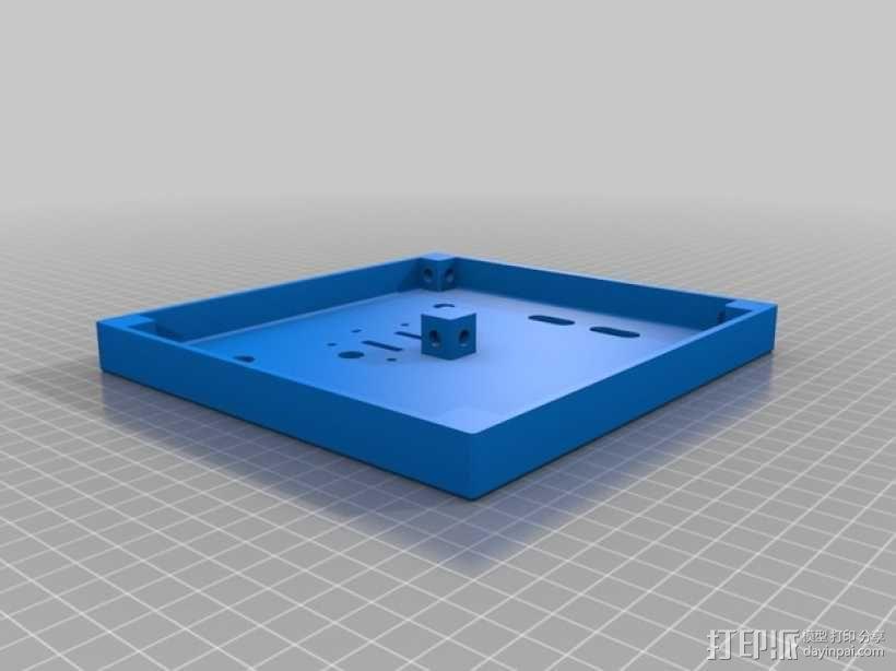 维姆胡斯特起电机 3D模型  图20