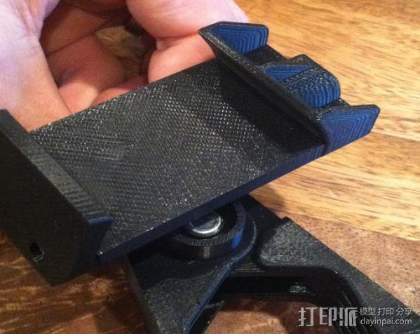 手机支架适配器 3D模型  图6
