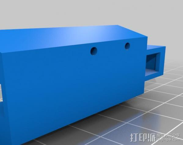 手机支架适配器 3D模型  图12