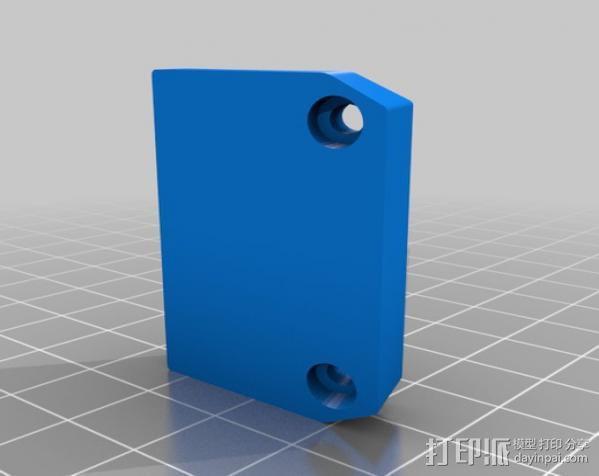 手机支架适配器 3D模型  图10
