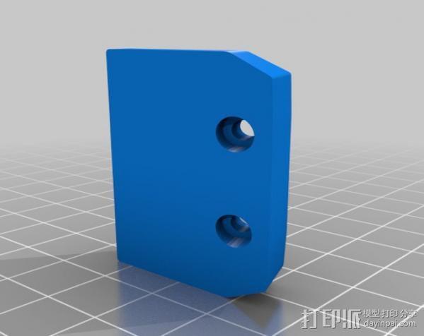 手机支架适配器 3D模型  图11
