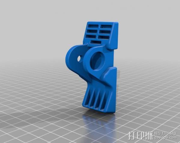 手机支架适配器 3D模型  图13