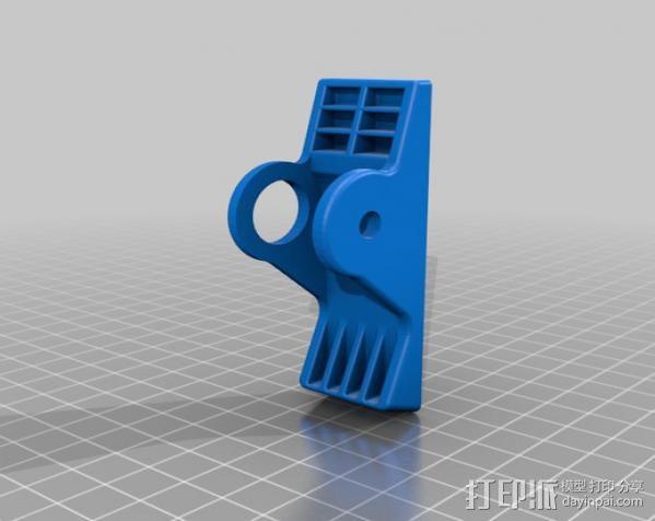 手机支架适配器 3D模型  图14