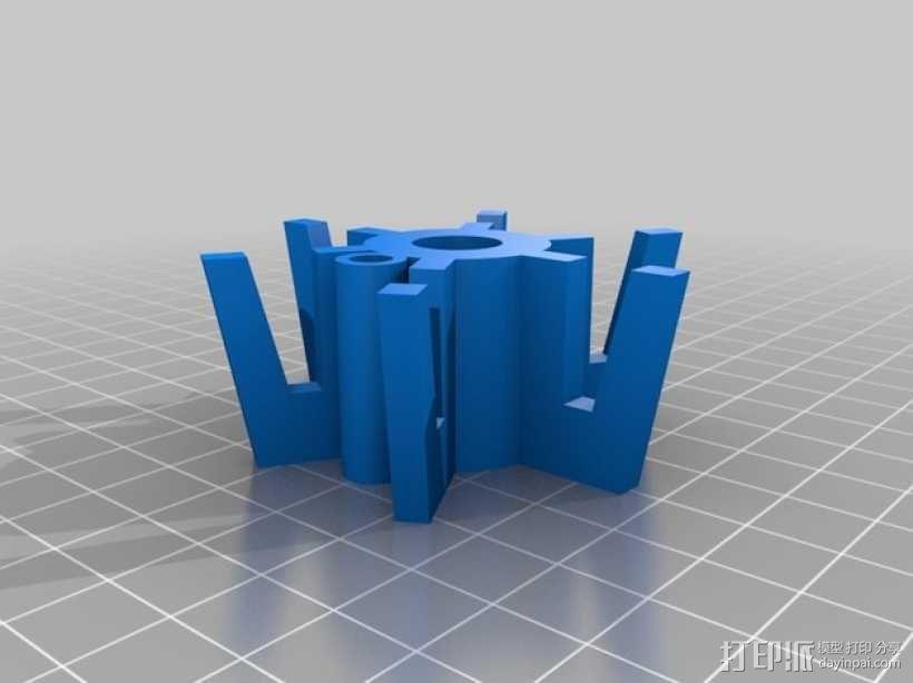 火箭模型 3D模型  图11