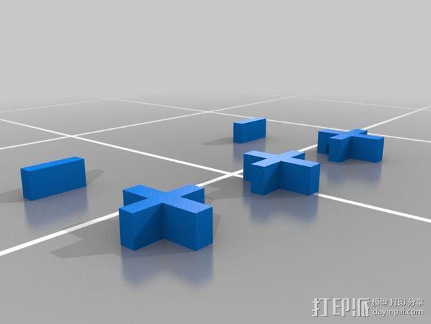分子模型 3D模型  图7