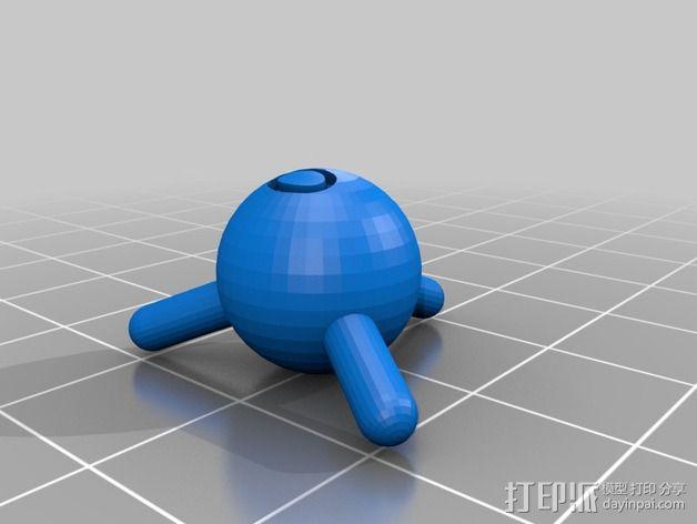 分子模型 3D模型  图8