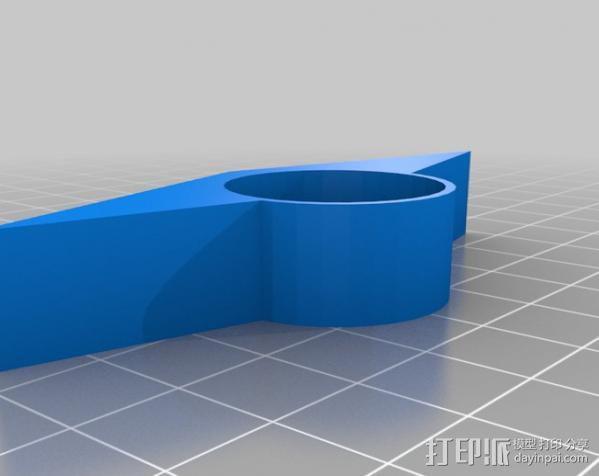 读书指环 3D模型  图2