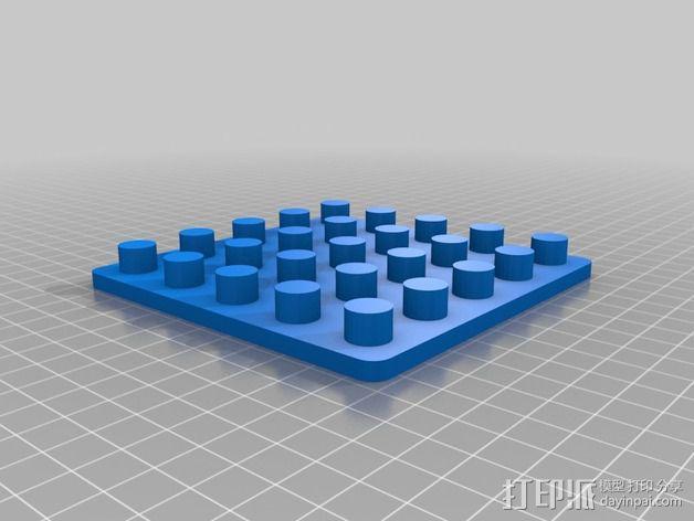 算术积木 3D模型  图2