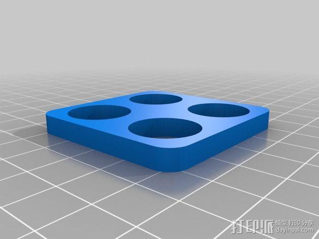 算术积木 3D模型  图3