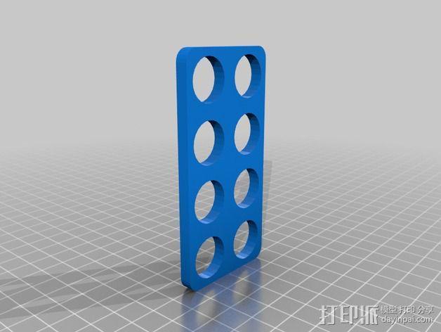 算术积木 3D模型  图4