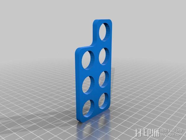 算术积木 3D模型  图5