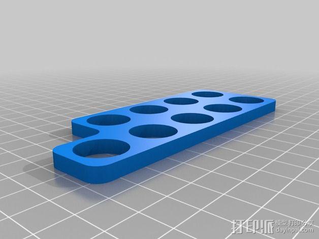 算术积木 3D模型  图9