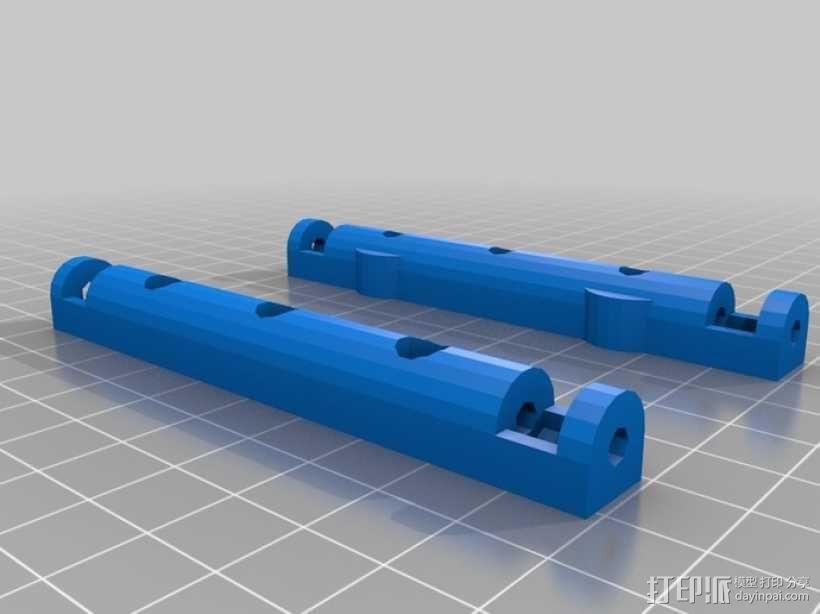 升降台 3D模型  图4