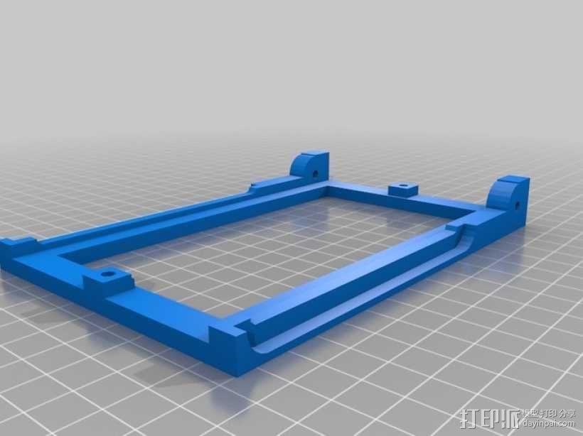 升降台 3D模型  图6