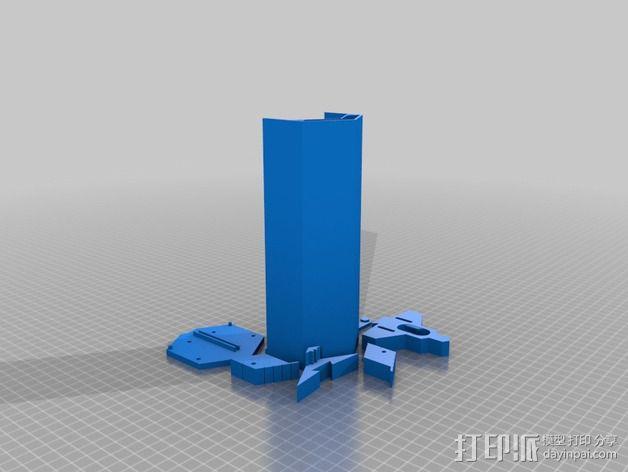 谜箱 魔术盒 3D模型  图4