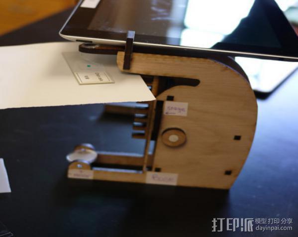显微镜 3D模型  图2