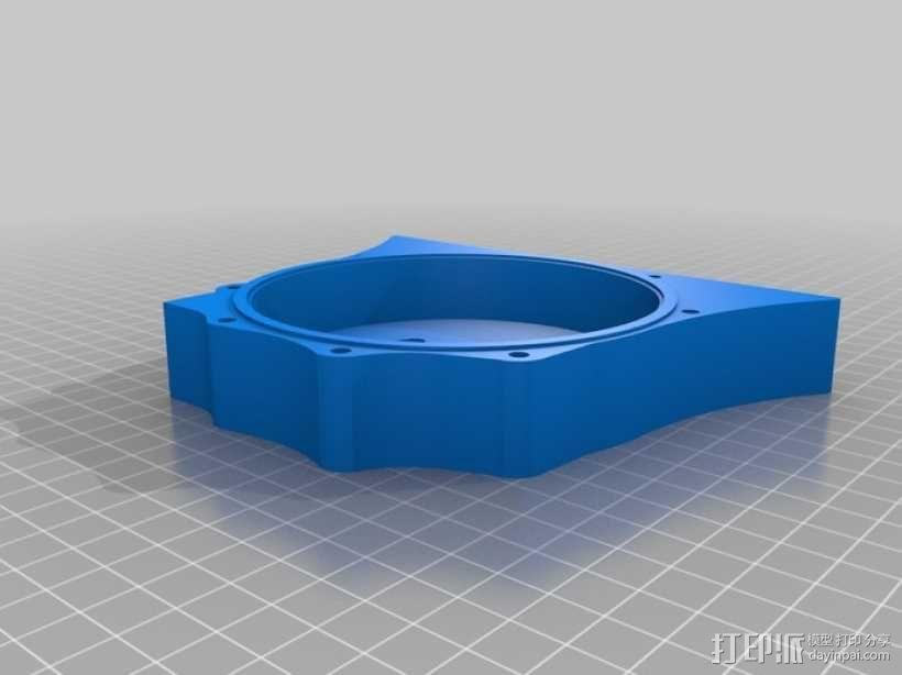 硬盘驱动器 3D模型  图1