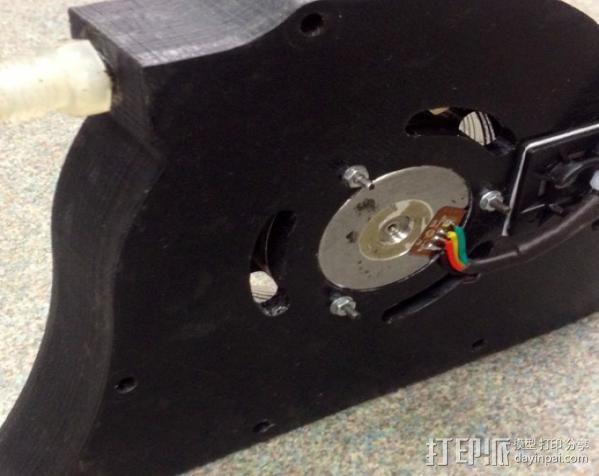 硬盘驱动器 3D模型  图4