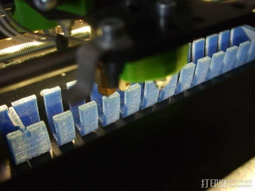 有弹性的盒子 文具用品 3D模型  图12