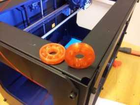 滚珠轴承 3D模型