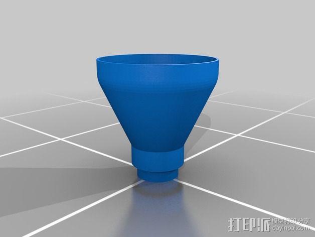 吸尘器喷嘴 3D模型  图1