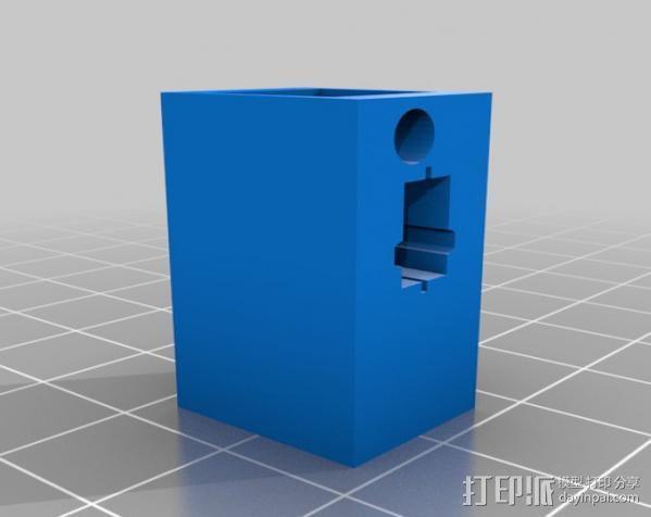 盲文点触设备 3D模型  图5