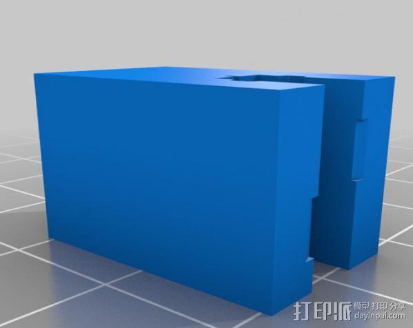 盲文点触设备 3D模型  图10