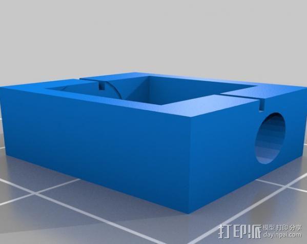 盲文点触设备 3D模型  图11