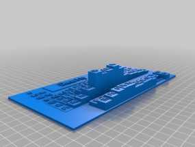 元素周期表 3D模型