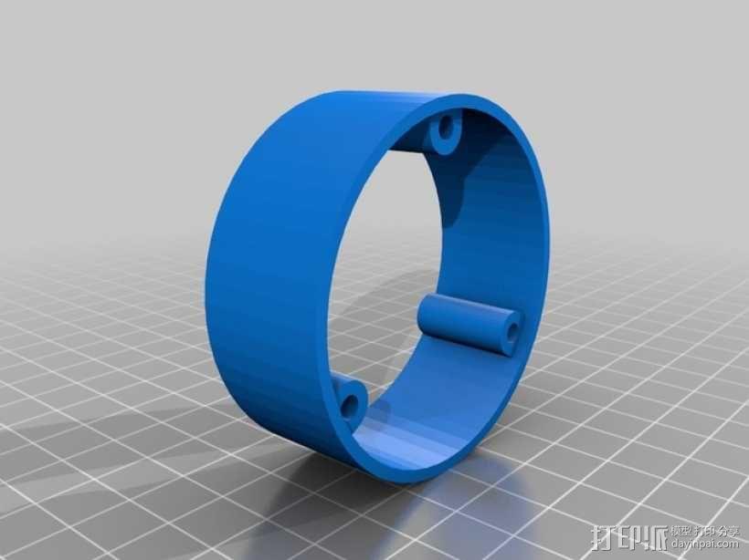 风速计 3D模型  图4